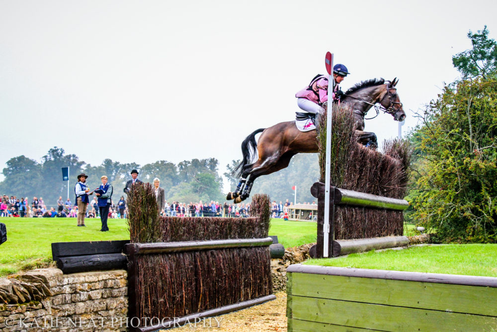 BADMINTON – Eventing Worldwide profiles riders who are based a stone's throw from the world famous event.