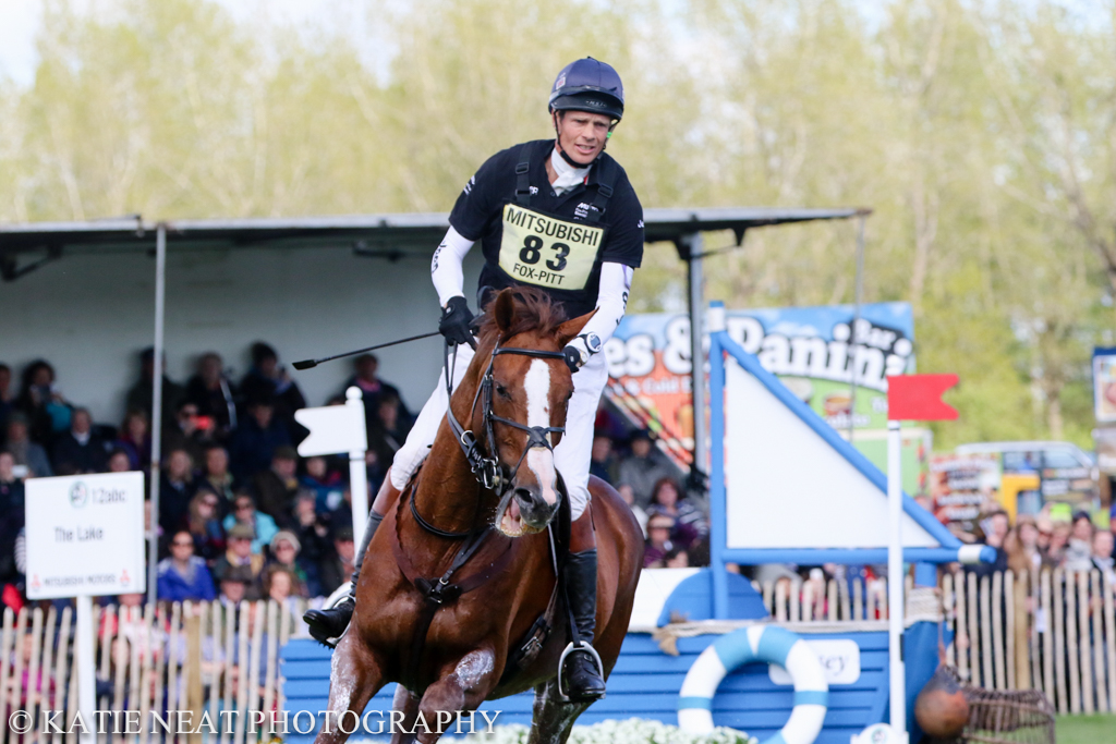 Mental Health With William Fox-Pitt