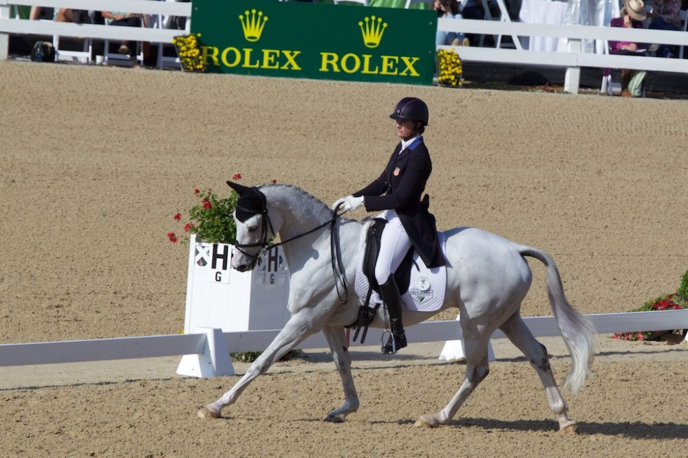 Drawn order for Land Rover Kentucky Three-Day Event announced