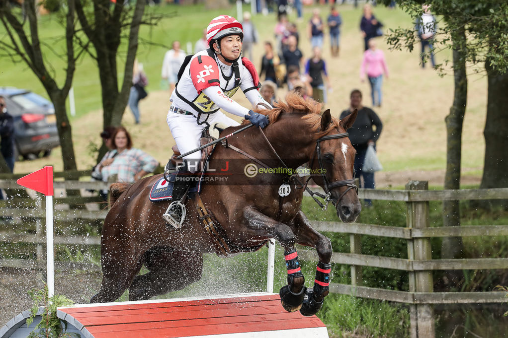 Mitsubishi Motors Badminton Horse Trials Preview – First time riders