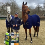 Tom McEwen – Preparing a horse for the Mitsubishi Motors Badminton Horse Trials