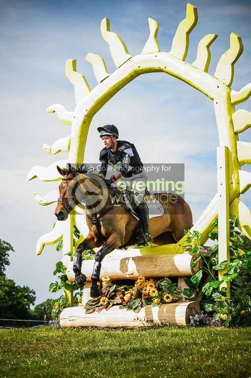 Equi-Trek Bramham International Horse Trials has stepped up the pace