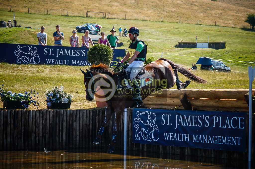 Entries are open for this year's Barbury International Horse Trials, which runs from 4th – 7th July.