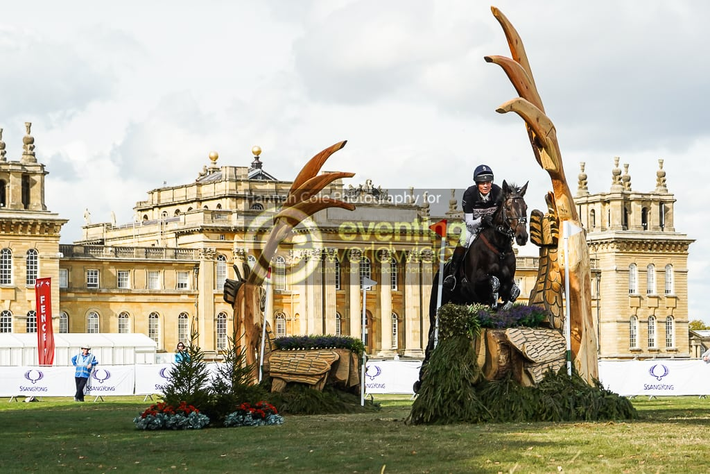 EXCITING CHANGES FOR EVENTER CHALLENGE AT BLENHEIM