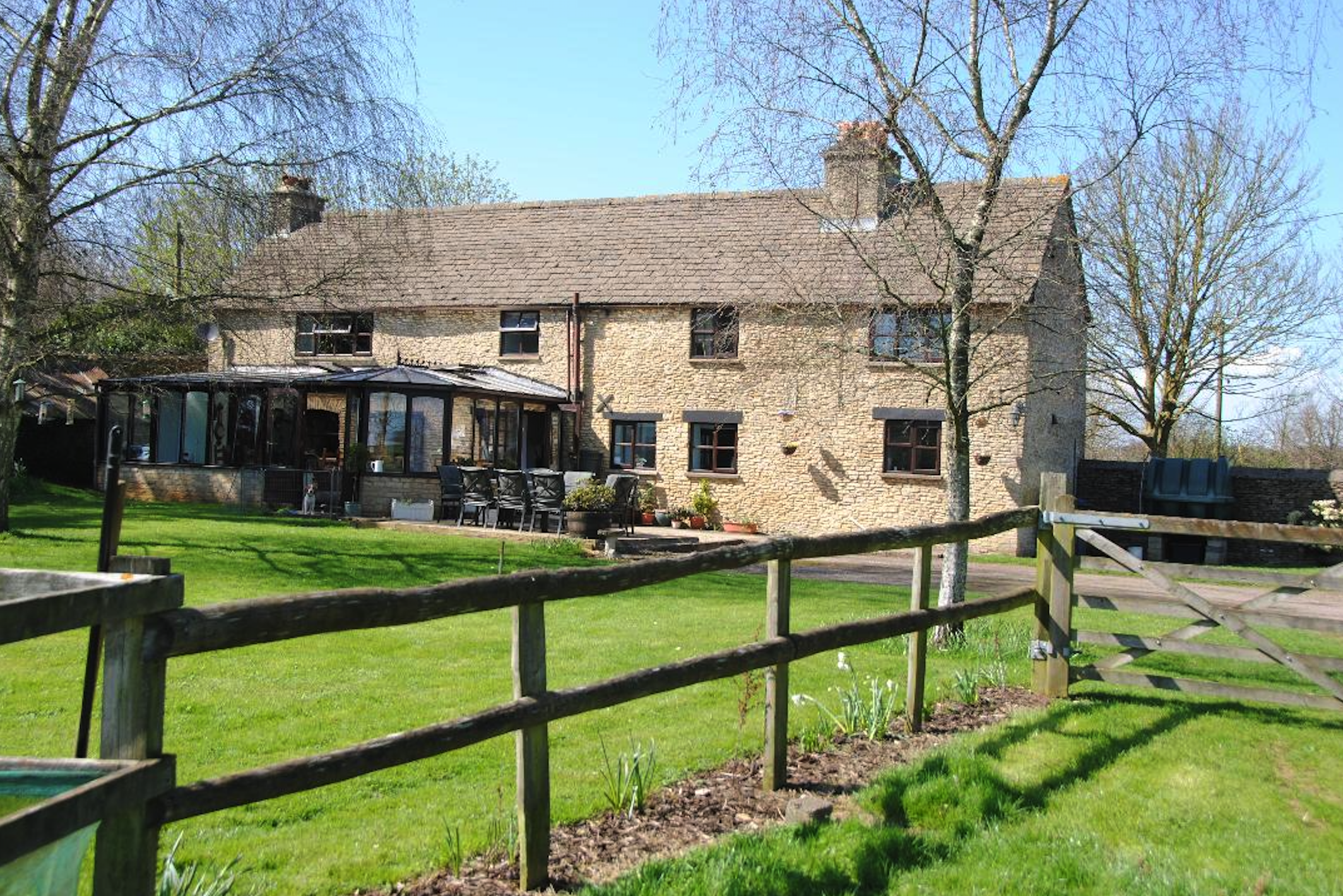 Property of the Month: Knockdown Farm, Gloucestershire