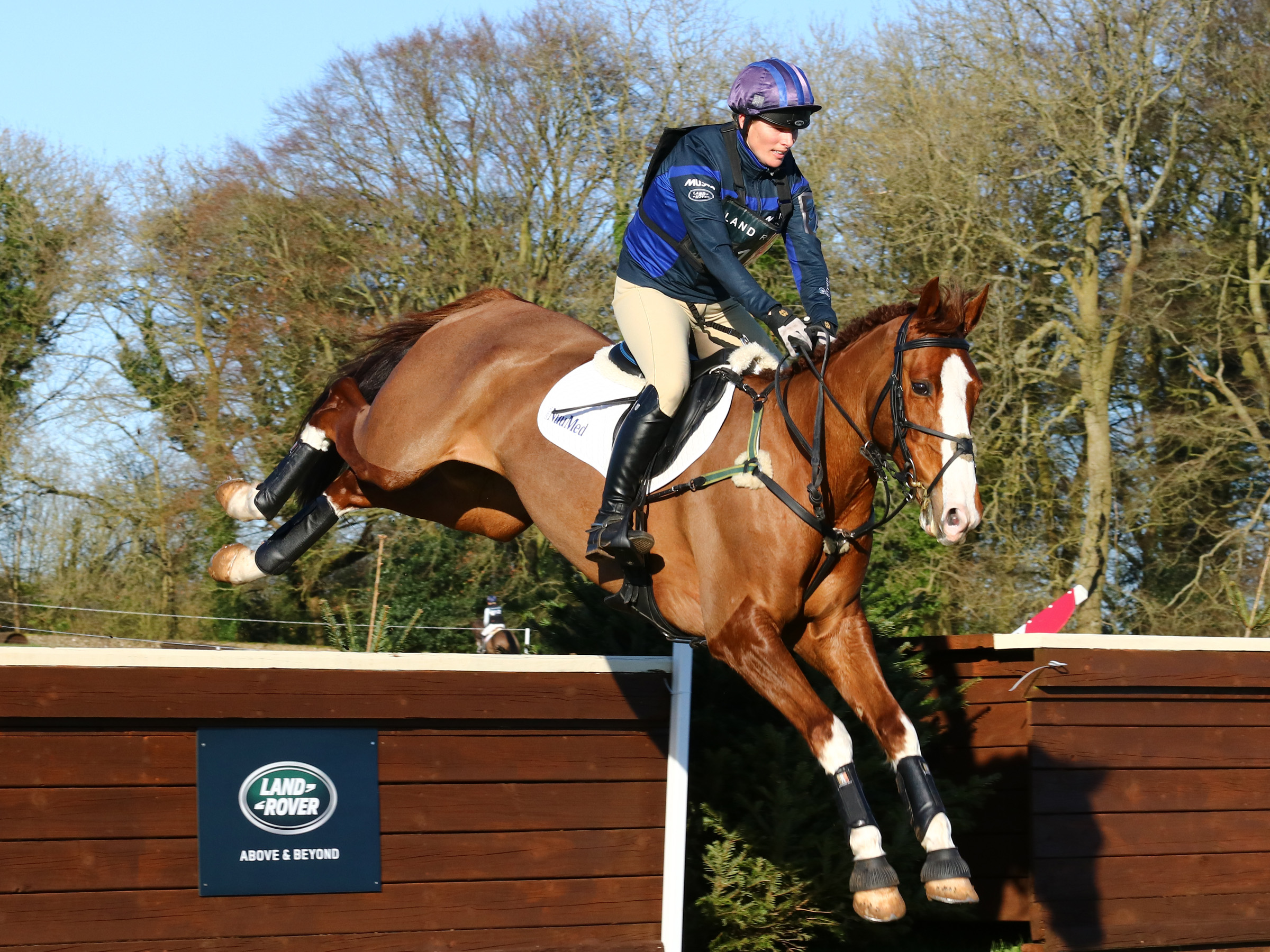 Land Rover Gatcombe Park Horse Trials