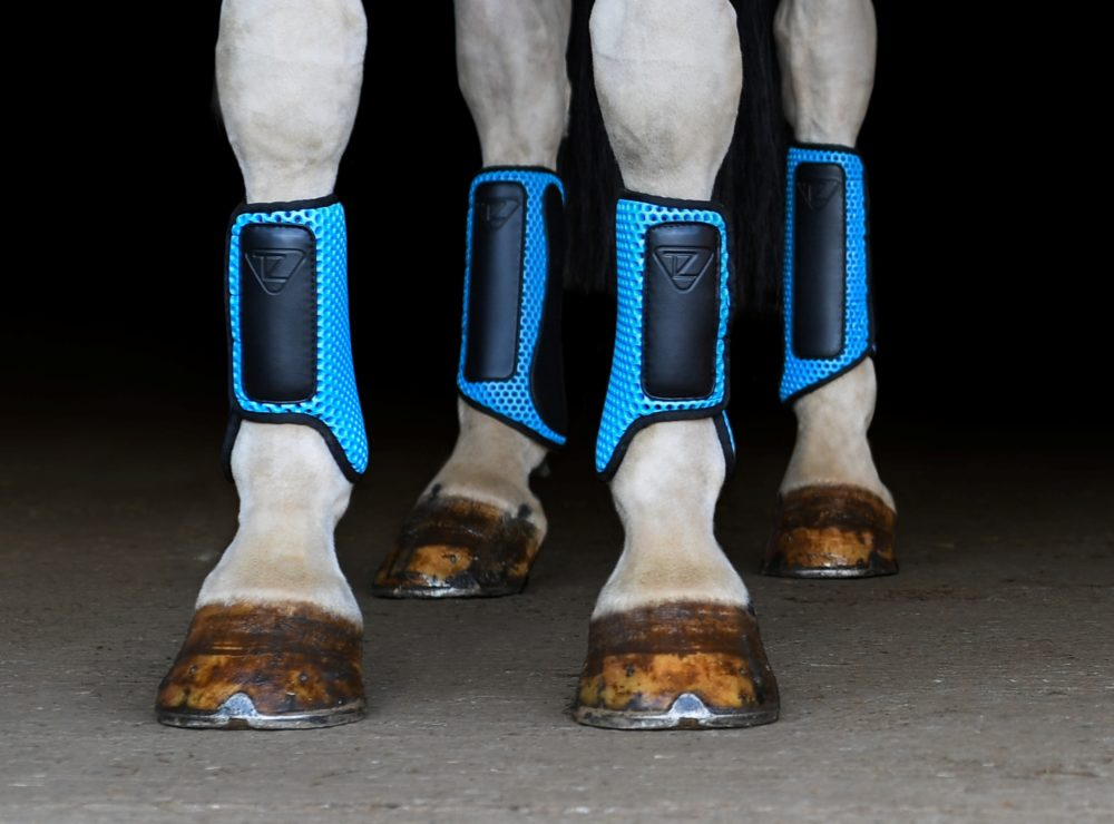 Should horse boots be considered as safety equipment?