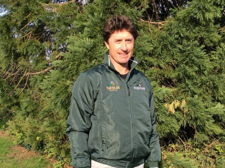 Grant Wilson appointed as Show Jumping coach to the Irish Eventing team