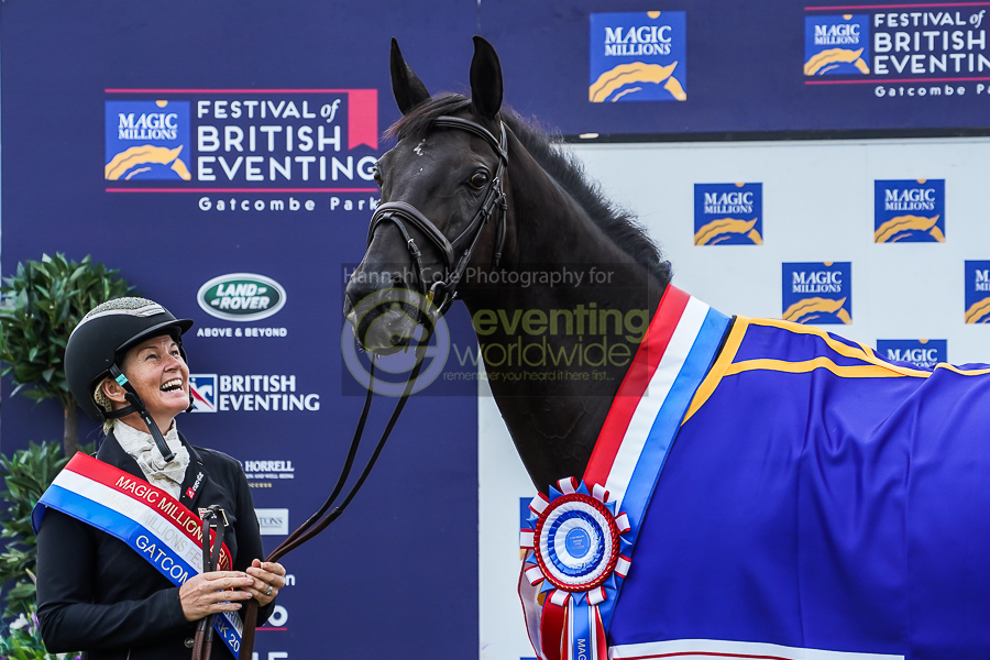 EVENT REPORTS – The Festival of British Eventing