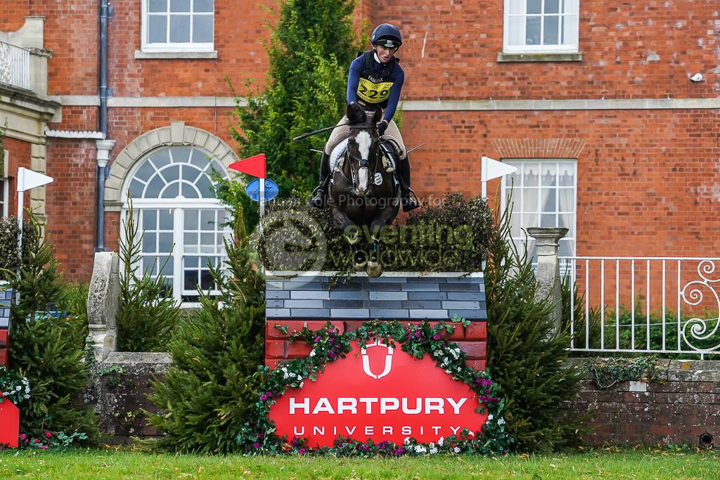NAF Boosts Hartpury Title Sponsorship