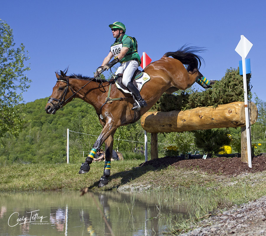 Canadian eventing team announced for Pan American Games