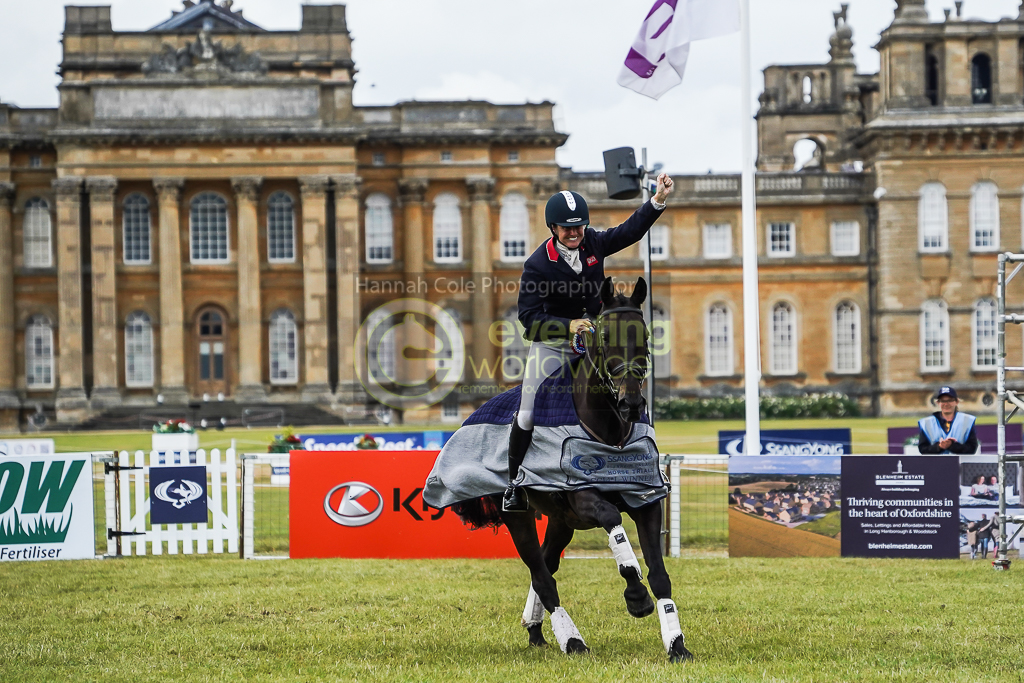 EVENT REPORTS – SsangYong Blenheim Palace Horse Trials