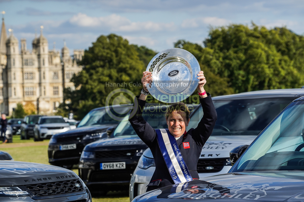 Funnell triumphs in nail biting Burghley finale