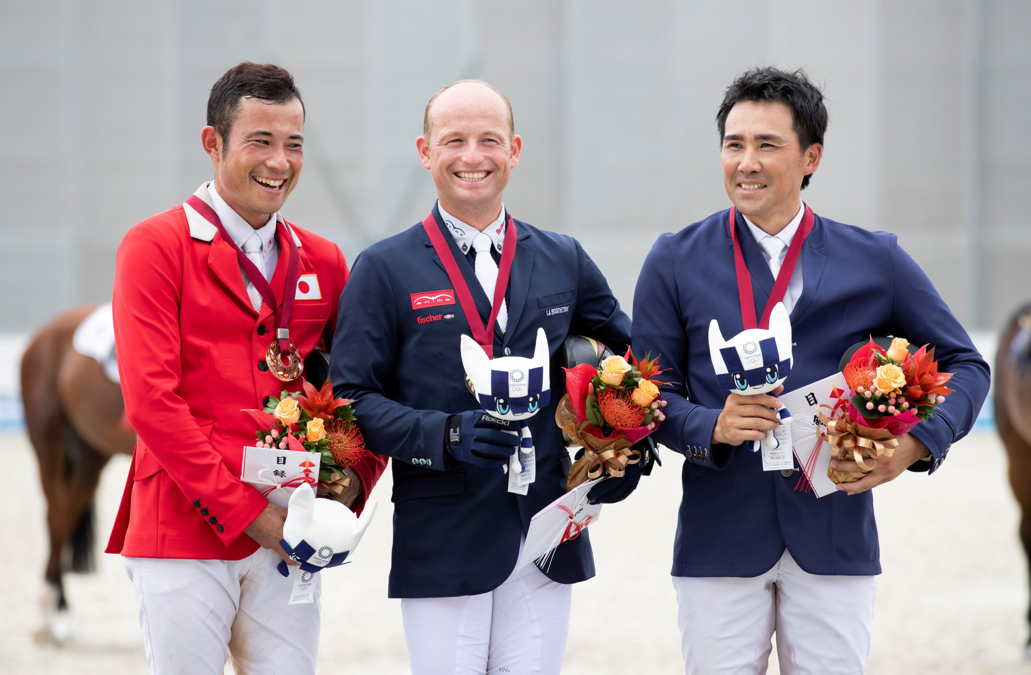 Equine health and performance at Tokyo 2020