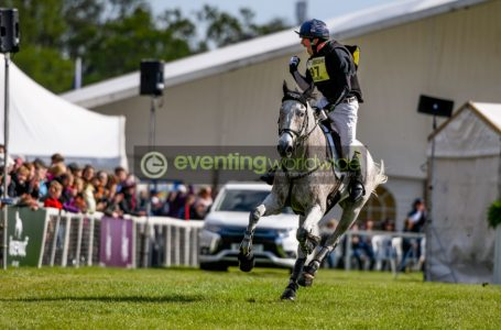 What we all have in common at Badminton Horse Trials…