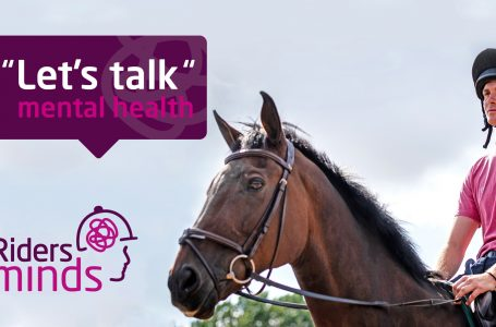 Riders Minds Launch Online Mental Health Support
