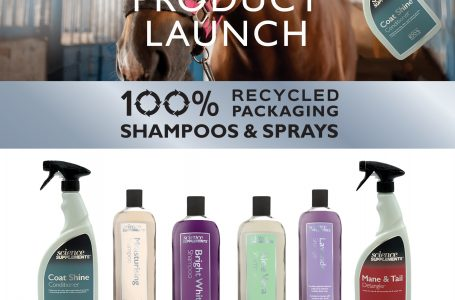 Science Supplements® Launch Premium Equine Care Range in 100% post-consumer recycled plastic