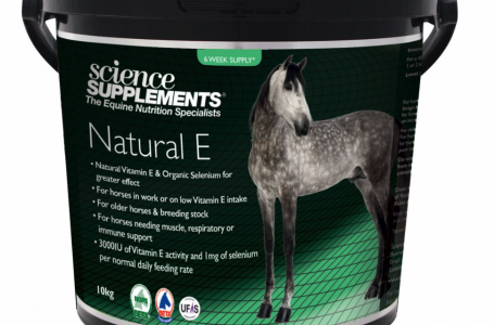 SCIENCE SUPLLEMENTS – How management of horses can result in deficiencies of essential dietary anti-oxidants