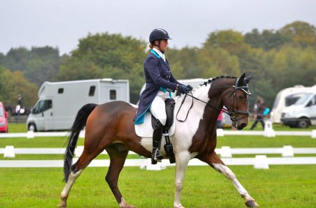 EVENT REPORTS – Thoresby International and Young Horse Championship